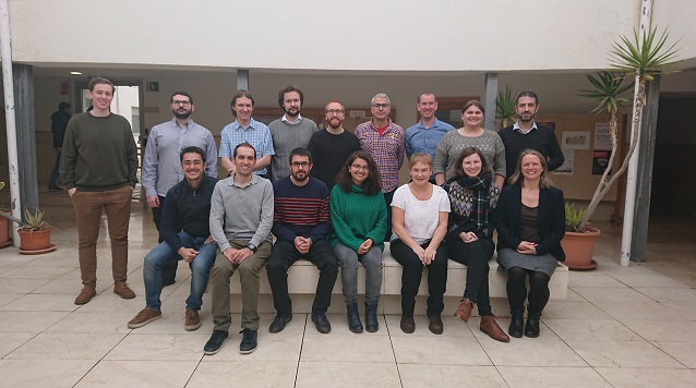 Kick-off meeting of the GoURMET project held at Alacant